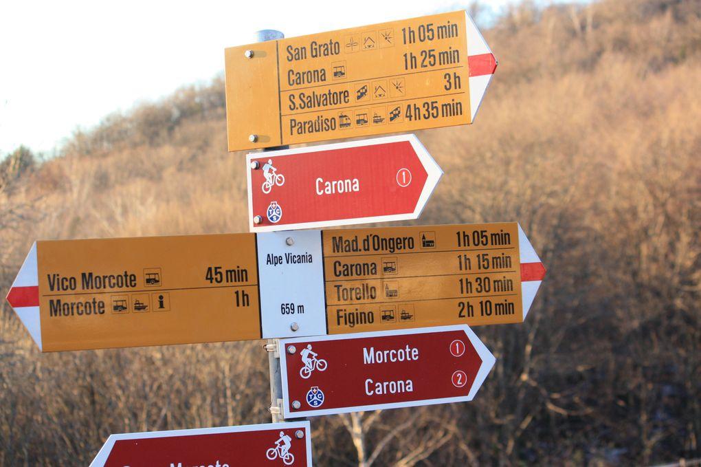Album fotografico della passeggiata del 11.12.2010 attorno al monte Arbostora
