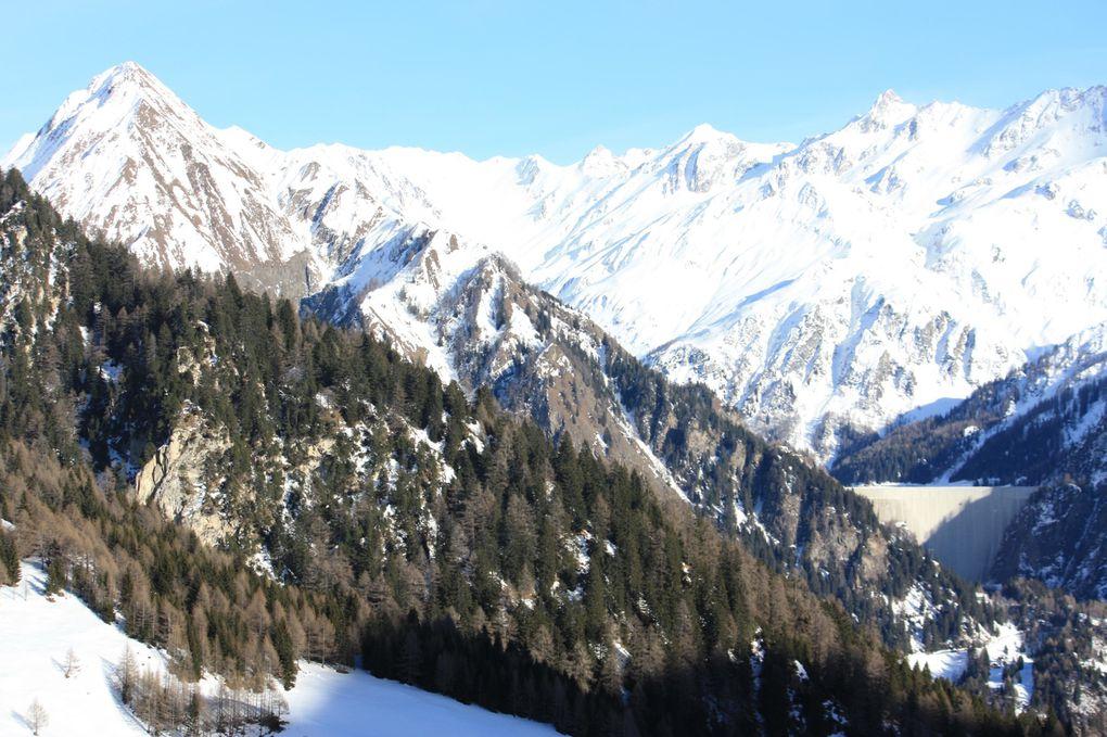 Album fotografico della ciaspolata alla capanna Bovarina e alpe Pradasca del 23.01.2011