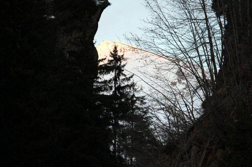 Album fotografico dell'escursione del 06.02.2011 da Airolo a Lavorgo.