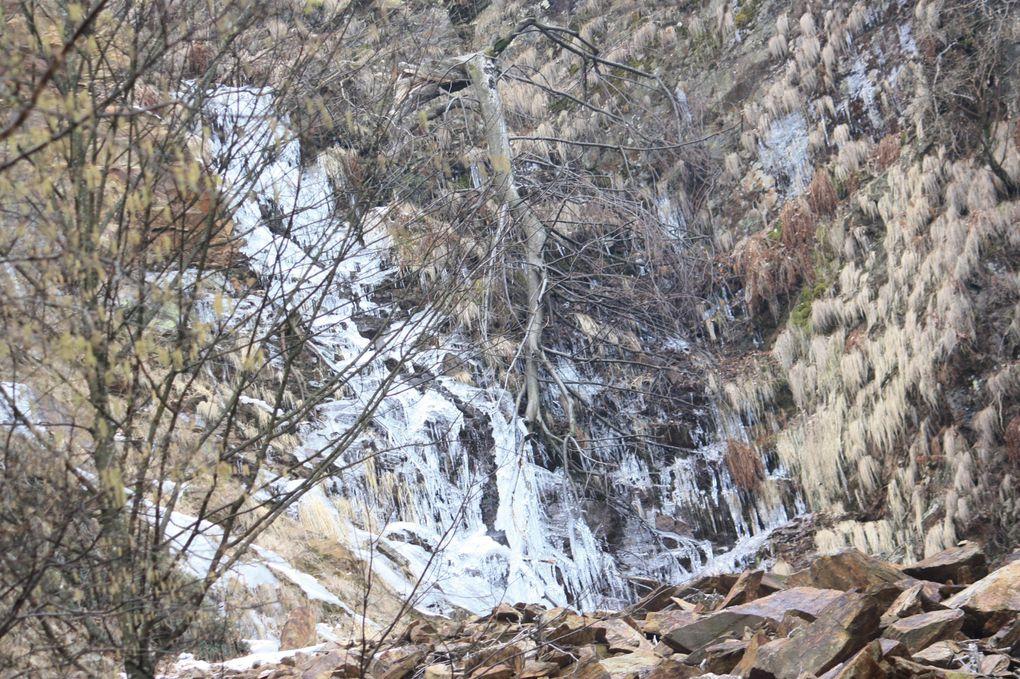 Album fotografico dell'escursione lungo la via dei Monti del Gambarogno del 26.02.2011