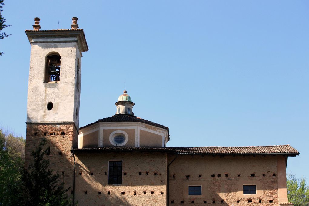 Album fotografico dell'escursione attorno al monte Arbostora da Carona, passando per l'alpe Vicania e il parco San Grato del 10.04.2011