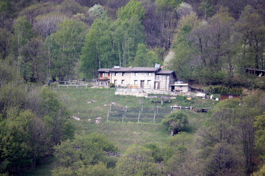 Album fotografico dell'escursione Medeglia, Cima di Medeglia, Cima di Dentro, Isone del 16.04.2011