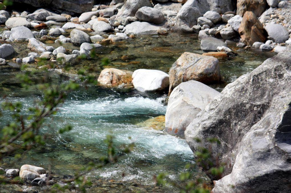 Album fotografico dell'escursione dal bivio di Corippo a Sonogno (valle Verzasca) del 25.04.2011