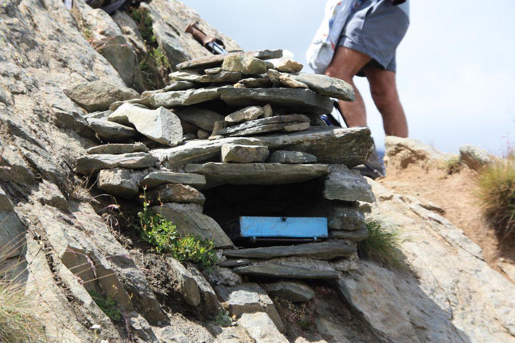 Album fotografico dell'escursione da Cogne (Aosta) a Montseuc e lungo il sentiero naturalistico del 28.07.2011