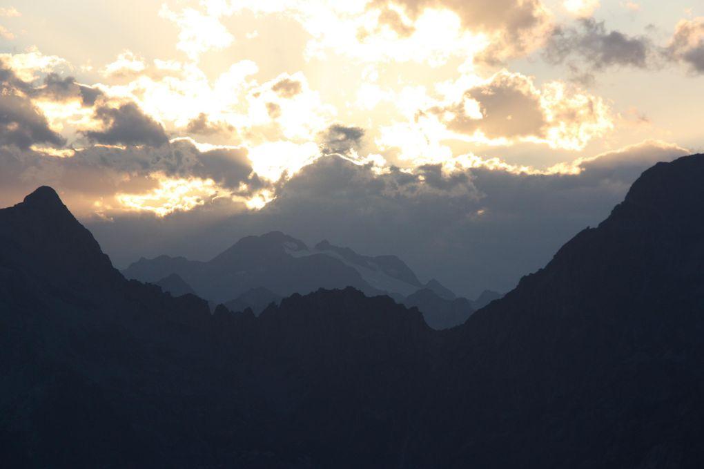 Album fotografico dell'escursione del 19.08.2001 da Frasco alla capanna Efra con pernottamento.