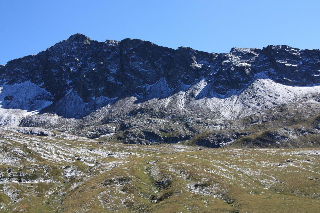 Album fotografico della gita al lago Cadagno di Dentro e laghi Miniera del 28.08.2011