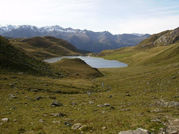 Passeggiata Ritom, capanna Caldimo, valle Cadlimo, passo dell'Uomo, Ritom