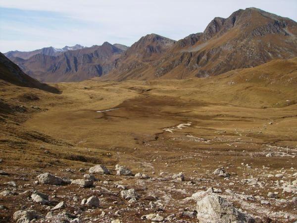 Passeggiata lago Cadagno, capanna SAT Cadagno, passo delle Colombe, passo del Sole, capanna Cadagno
