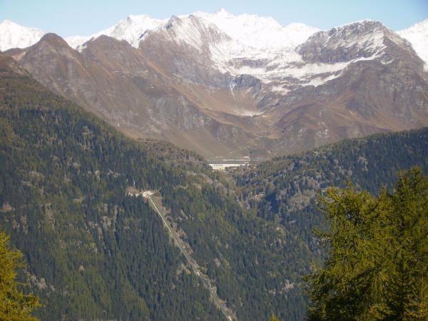 Piotta, Garzonera, lago Ravina, alpe Ravina, Piotta