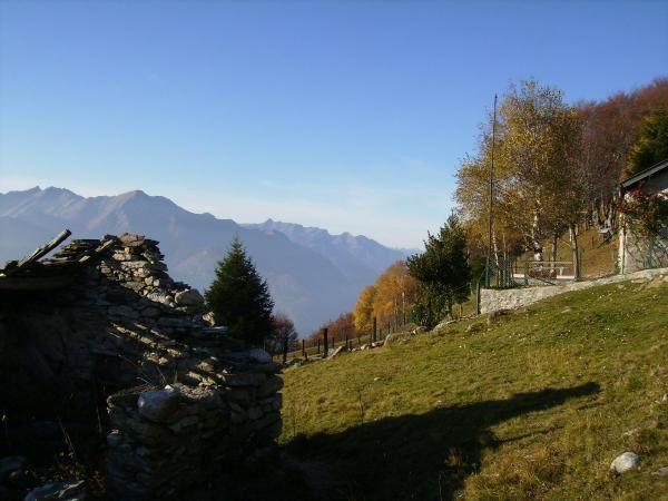 Monti di Paudo - capanna Genzianella