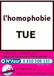 Un recueil des quelques affiches que j'ai trouvées contre l'homophobie.Aucune de ces images ne m'appartient: je ne fais que circuler, pour mieux prévenir l'homophobie.