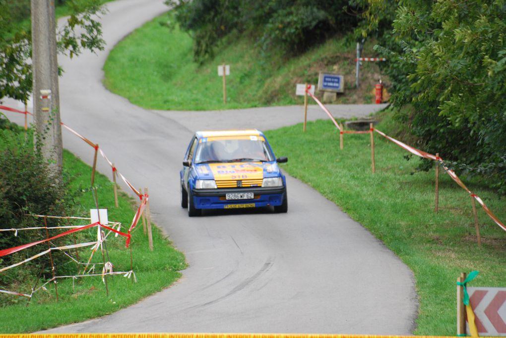 Album - Rallye boulonnais-2010