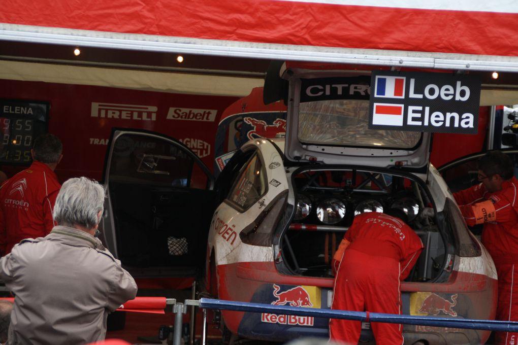 petit week-end sympa en alsace pour la manche de francaise de wrc, en compagnie des memebres du Calais Auto Racing
