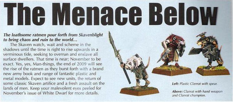 """Voici les figurines (issues du jeu sur table """"Warhammer Battle"""") que j'ai peintes."""