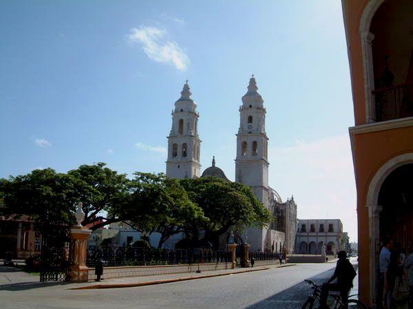 Quelques vues du Mexique
