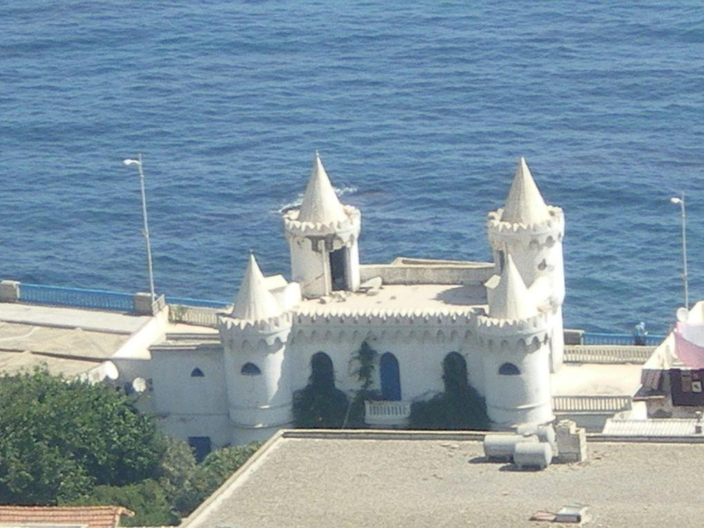 Mes vacances à Alger!!