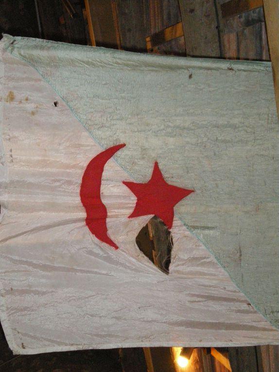 Visitez gratuitement, ouvert 6 jours sur 7, le musée de la guerre d'Algérie à Sidi Ali, Wilaya de Mostaghanem.