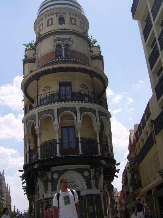 Séville, cordoue, magnifique ville. à visiter