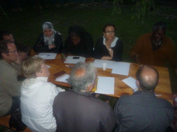 Album - Initiative &amp&#x3B; Dialogue  Cercle 4