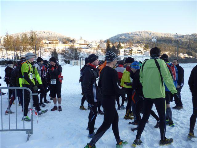 Trails des Lucioles de Galoche4 février 2012
