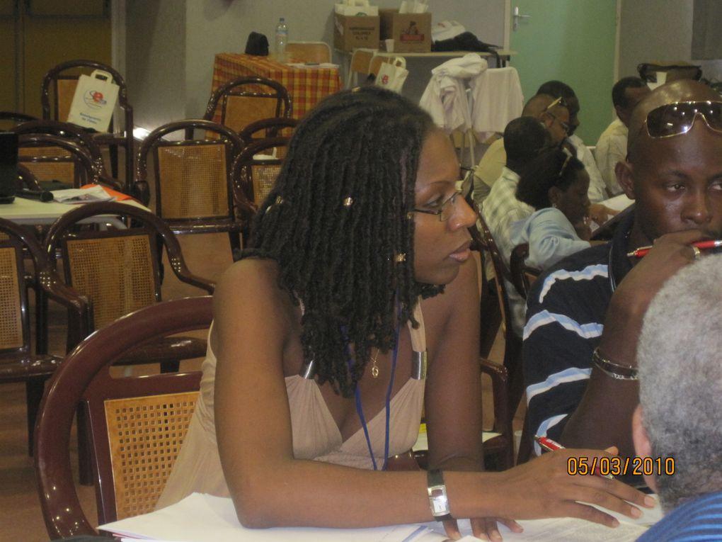 Moment important dans la vie de la section syndicale du SE-UNSA Guadeloupe, le Congrès 2010 s'est tenu du 3 au 5 mars 2010 au Lycée de Trioncelle de la ville de Baie-Mahault.