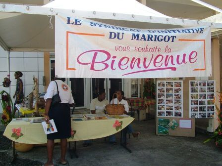ACLJ Marigot. Photos fête des associations en 2007