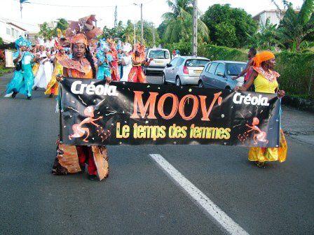 ACLJ Marigot. Photos carnaval 2008 mardi gras