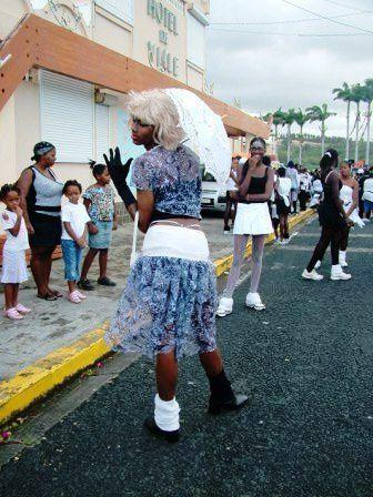 ACLJ Marigot. Photos carnaval 2008 mercredi des cendres