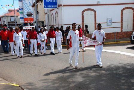 ACLJ MARIGOT PHOTOS FETE DE TRINITE 21 JUIN 2009
