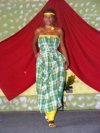 ACLJ Marigot. Show mode du 19 avril 2009 avec Kolo Barst