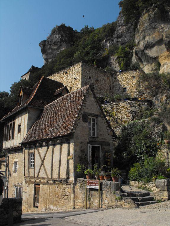 Vacances septembre 2009Cité médiévale et chapelles, le site de Racamadour est magnifique, à découvrir !
