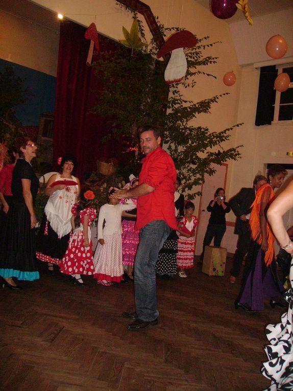 Prestation danse 241009 Lamothe