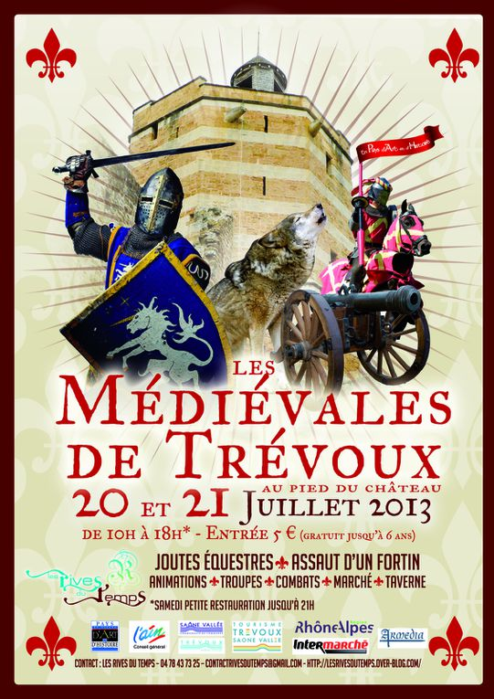 Album - 2013-Fetes-Medievales