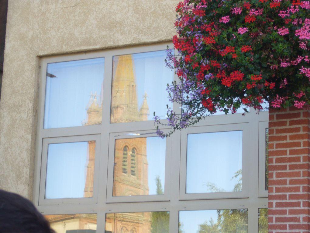 Ville à la banlieue de Toulouseactive, culturelleoù il fait bon vivre...Vincenzo