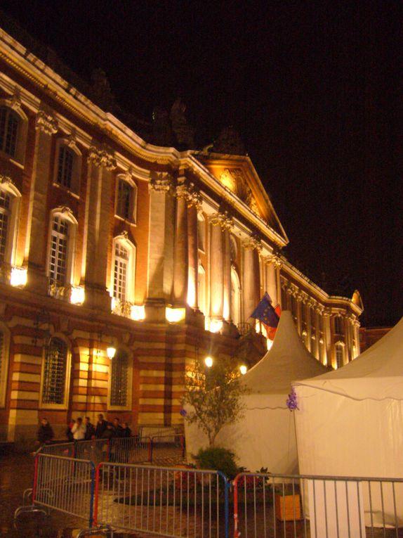 Toulouse et Carcassonne dans le temps.... A venir visiter sans hésiter...