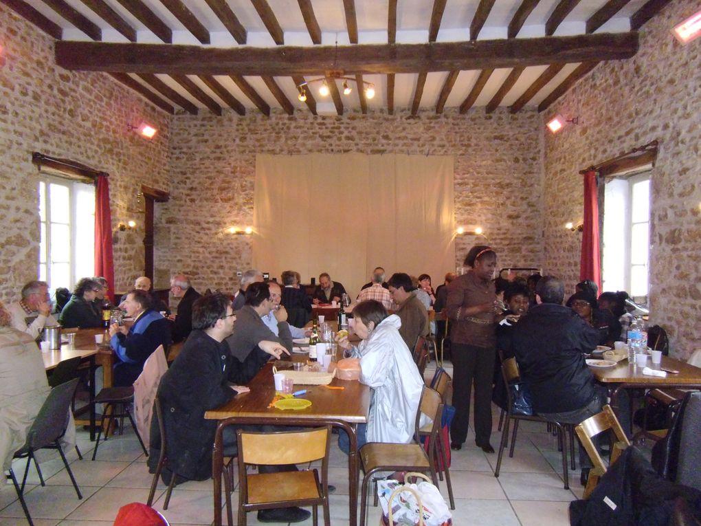 la journée interglises de la pastorale des UEEL d'ile de France s'est déroulée cette année le 17 mai à Gaubert . Pour en savoir plus voir l'article à ce sujet