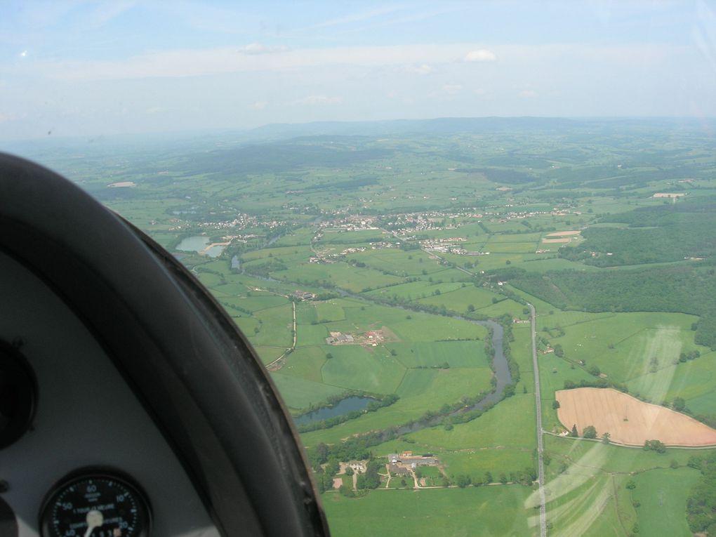 Photo de la navigation Sézanne - Saint-Yan (LFLN) du 11 mai 2009