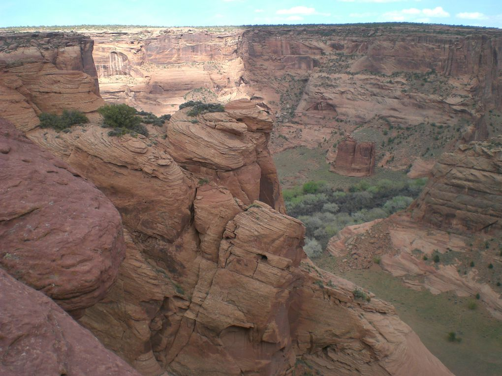San Francisco, Phoenix, Canyon de Chelly, Monument Valley, Grand Canyon : 1 600 km d'un road trip inoubliable.