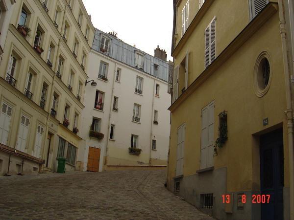 Paris, mon village
