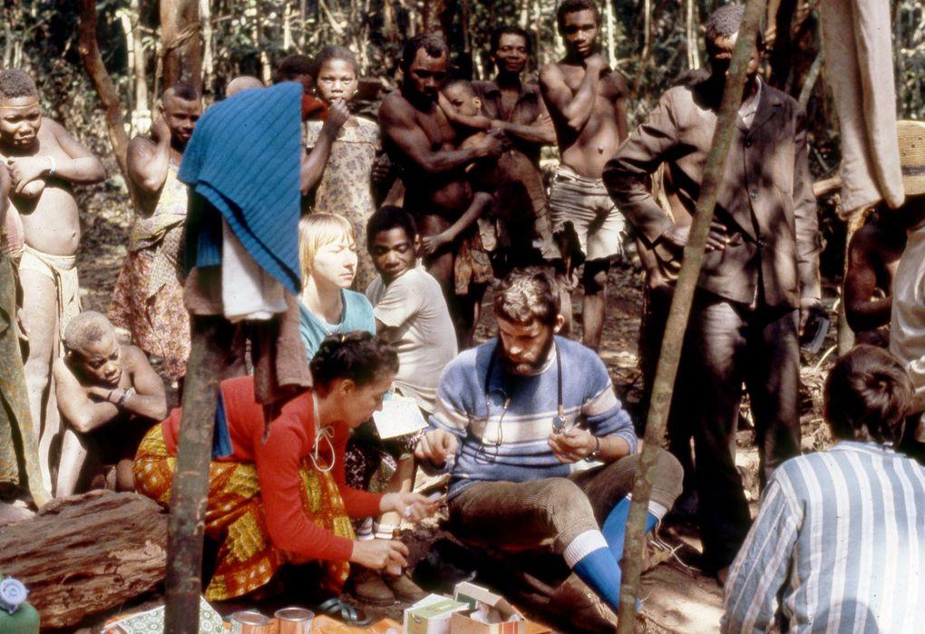 Mes clichés personnels d'Afrique