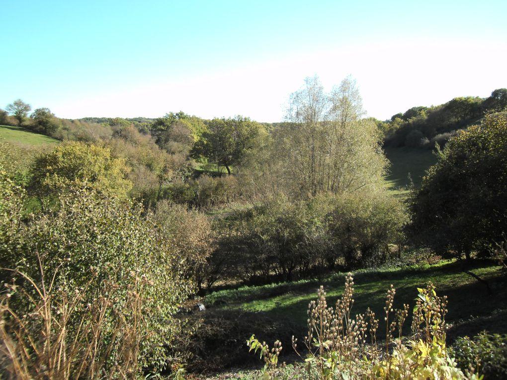 Septembre et Octobre 2011 en Morvan