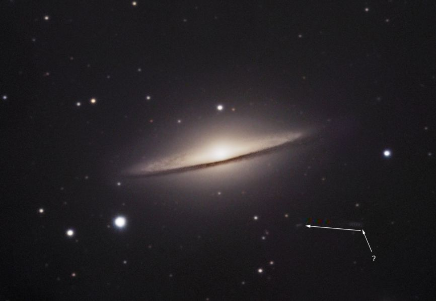 Photos de l'astrophotographe amateur Franck Bugnet, avec son aimable autorisationwww.myphotorescue.com
