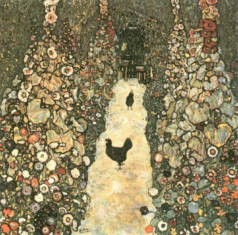 Gustav Klimt travaille un temps comme décorateur avec ses deux frères. Mais son style se libère progressivement des règles académiques et, inspiré des Arts de Ravenne, des estampes japonaises et du symbolisme...