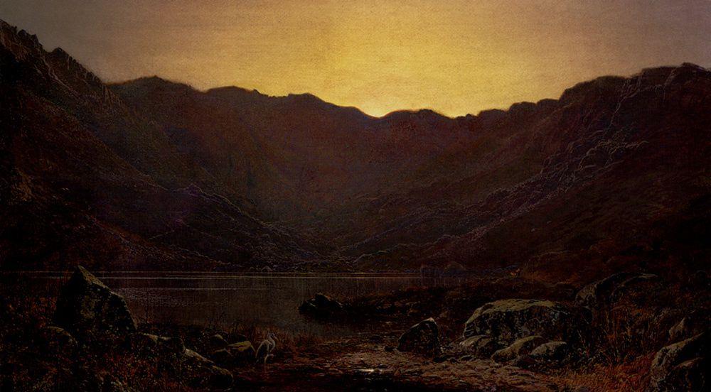 John Atkinson Grimshaw (6 septembre 1836 – 13 octobre 1893) est un peintre de l'époque victorienne, remarquable et imaginatif1, surtout connu pour ses paysages bucoliques et urbains.