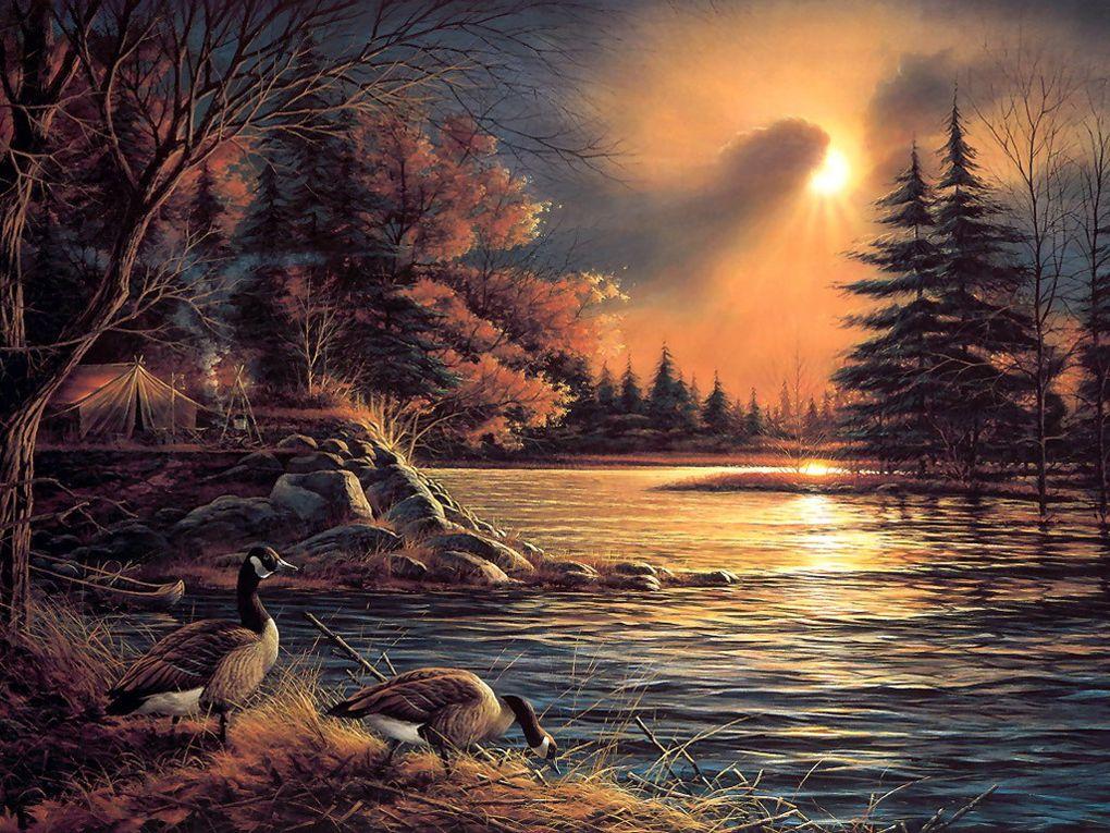 La peinture animalière se caractérise par la représentation d'animaux : animaux de compagnie, animaux domestiques ou sauvages.