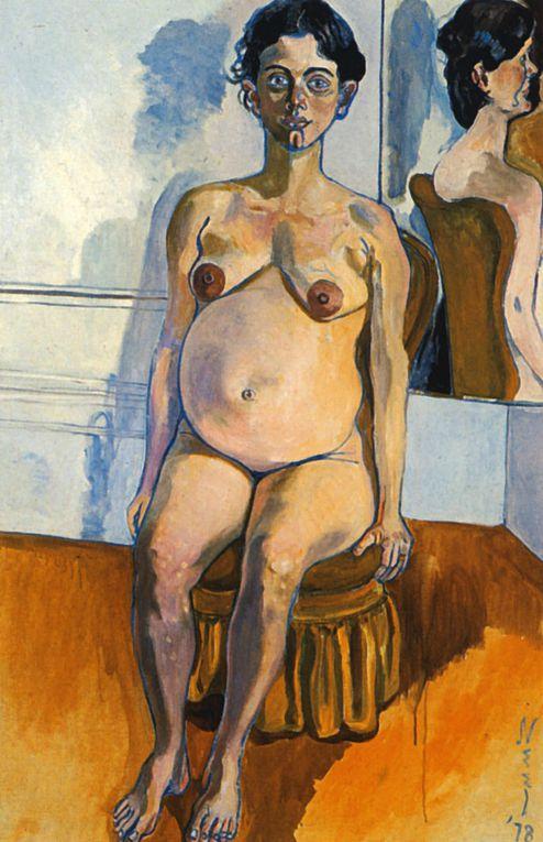 Artworks of the women painters - Les oeuvres d'art des femmes peintres