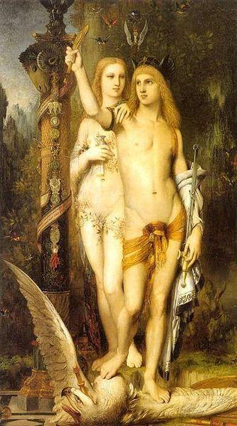Gustave Moreau est un peintre, graveur, dessinateur et sculpteur français, né le 6 avril 1826 à Paris.Il est l'un des principaux représentants du courant symboliste, imprégné de mysticisme.
