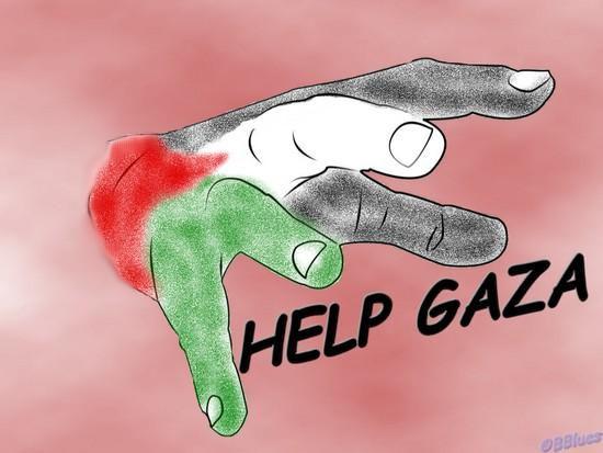 Créations YannBBlues, pour la paix à Gaza, à notre chère Palestine