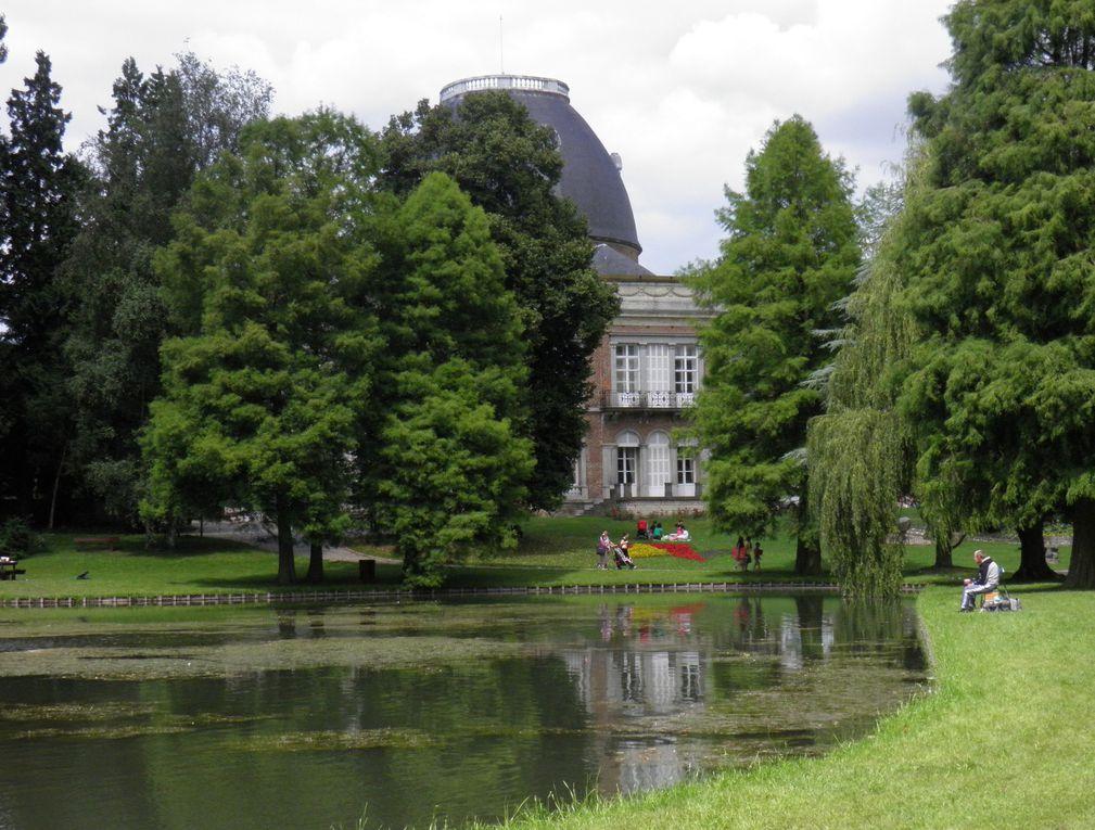 Promenade nature au Domaine provincial d'Hélécine - Hesbaye.