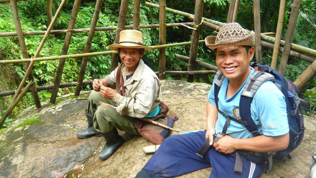 Album - Treck jungle Thailande-Chiang Rai- Juin 2009